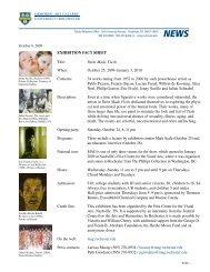 News - Memorial Art Gallery - University of Rochester