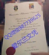 代办使馆公证学历认证Q微信987739625(买卖UCC文凭)科克大学毕业证成绩单University College of Cork