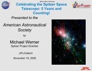 American Astronautical Society Michael Werner