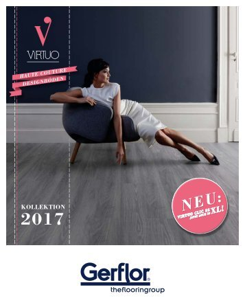 Gerflor Virtuo Vinylböden Kollektion