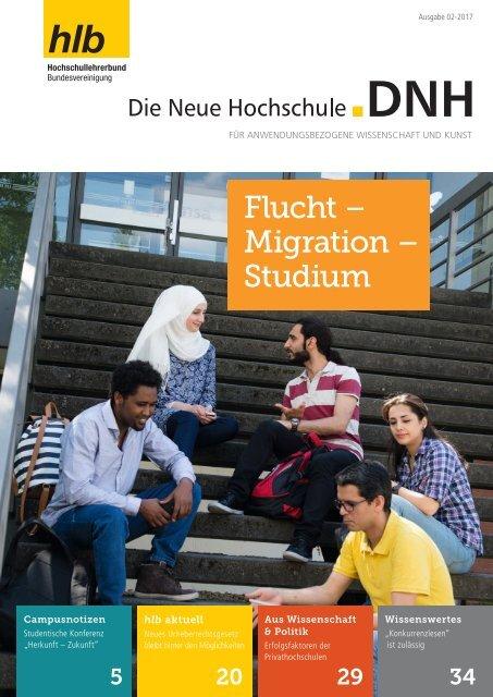 Die Neue Hochschule Heft 2/2017
