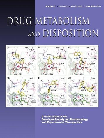 Front Matter (PDF) - Drug Metabolism and Disposition