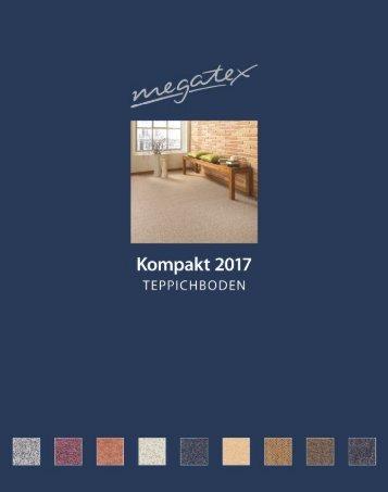 MEGA Teppichboden Kompakt Kollektion