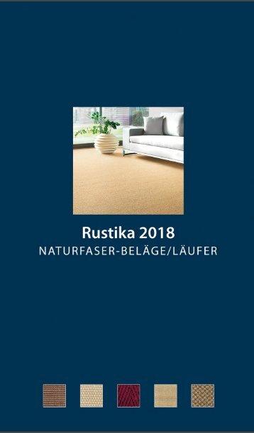 MEGA Teppichboden Rustika Kollektion
