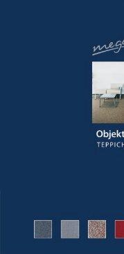 MEGA Teppichboden Objekta Kollektion
