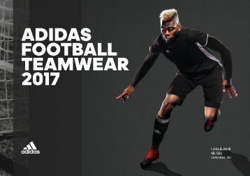 Adidas Football Teamwear 2017