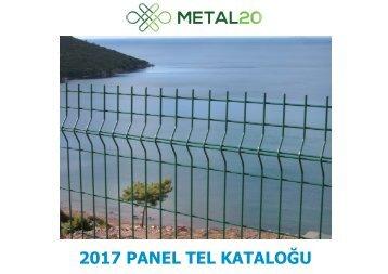 METAL20 ÇİT KATALOGU