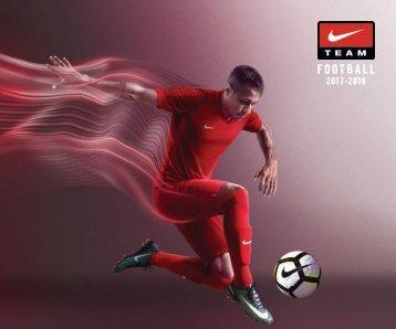 Nike Team Football 2017-2018