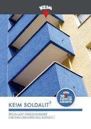 KEIN Naturfarben Soldalit Fassadenfarbe