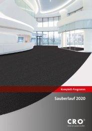 EMCO Sauberlaufzonen Teppichboden
