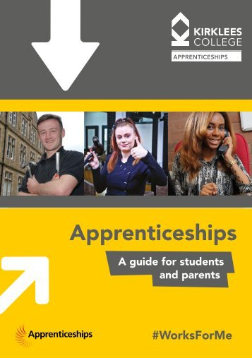 Apprenticeships - a guide for students and parents