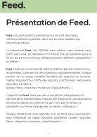 Dossier de Presse Feed Officiel PDF  - Page 3