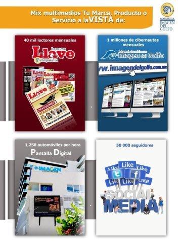 Brochure de ventas