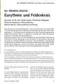 Eurythmie und Feldenkrais - Gemeinnützige Treuhandstelle ... - Seite 5