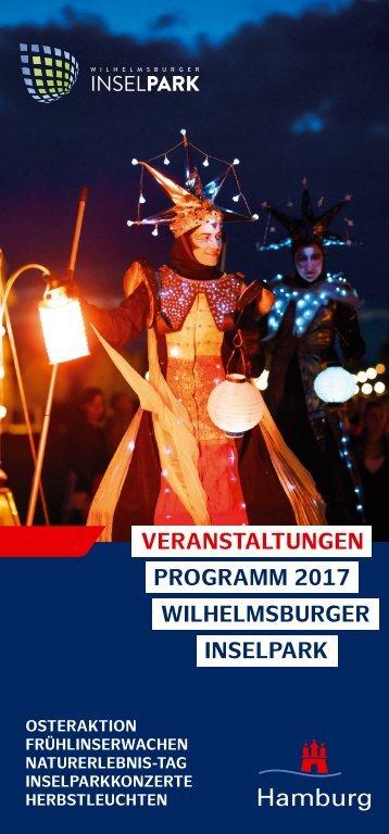 Veranstaltungen Inselpark 2017