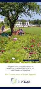 Veranstaltungen Inselpark 2017 - Page 3