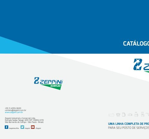 0e5e67b1b Miolo Catálogo Zeppini Ecoflex 2016 - Português
