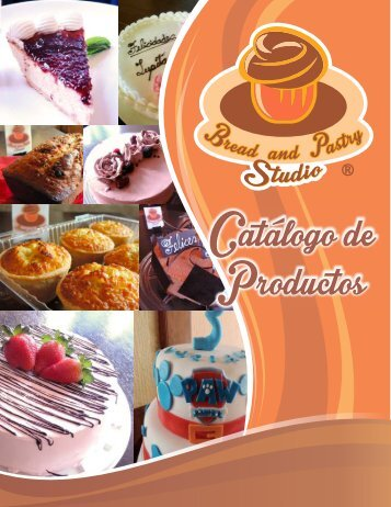 catalogo bread and pastry 2017