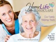 HomeLife Senior Care