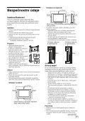 Sony KDL-32D2600 - KDL-32D2600 Mode d'emploi Tchèque - Page 7