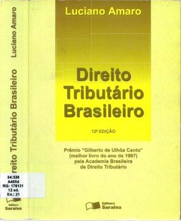 luciano-amaro-direito-tributario-brasileiro-12c2aa-ed-2006