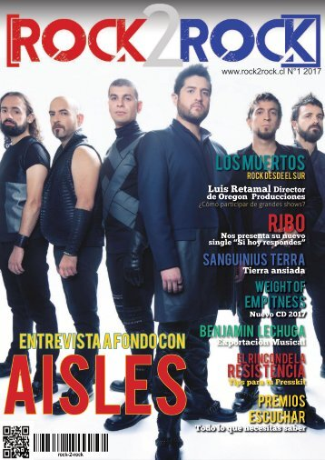 Rock To Rock Magazine N°1