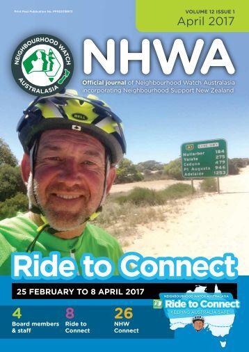 NHWA Magazine April 17