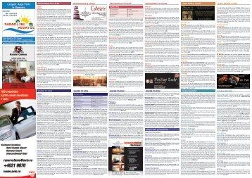 PUBS, BARS & CLUBS RESTAURANTS & CAFES ... - KISADO