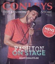 Каталог Conleys Mens Wear лето 2017. Заказ одежды на www.catalogi.ru или по тел. +74955404949