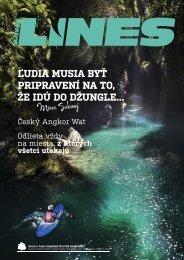 In Drive magazín Slovak Lines 4 2017