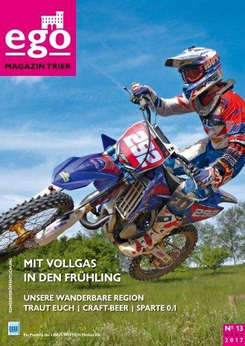 ego Magazin Trier - Ausgabe 13