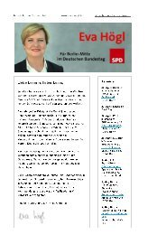 Newsletter - Ausgabe 67 - April 2017