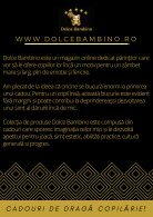Catalog hăinuțe copii - Dolce Bambino - Page 2