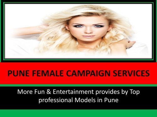Sexiest and attractive ladies at Pune- Pune escorts agency