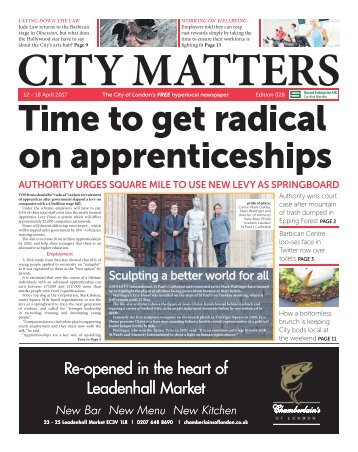 City Matters Edition 028