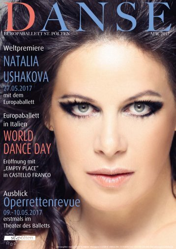 DANSE Magazin April