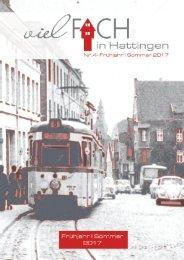 vielFACH in Hattingen Nr.4 - Frühjahr | Sommer 2017