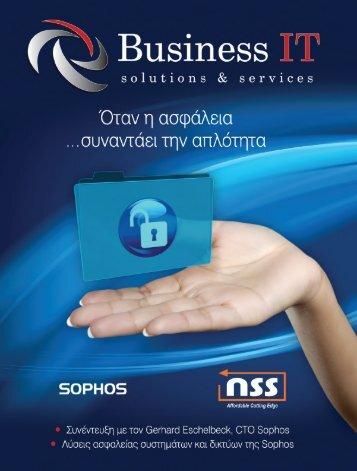 Business IT - ΤΕΥΧΟΣ 34