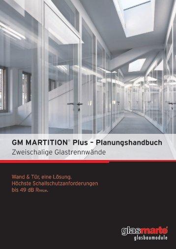 MARTITION Plus - Planungshandbuch