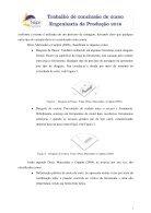 Análise da influência da velocidade de avanço no desgaste da aresta de uma ferramenta de corte - Page 4