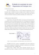 Análise da influência da velocidade de avanço no desgaste da aresta de uma ferramenta de corte - Page 7