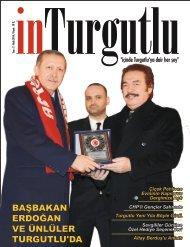 in Turgutlu Dergisi 2.sayı