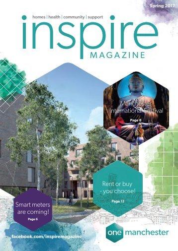 Inspire Magazine - Spring 2017