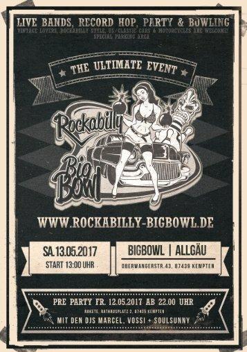 Rockabilly Bigbowl 2017
