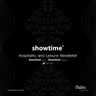 Forbo Nadelvlies Showtime