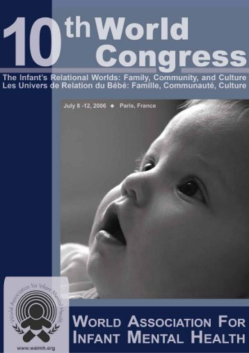 Program - World Association for Infant Mental Health