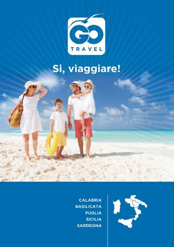 CATALOGO MARE EGO TRAVEL 2017