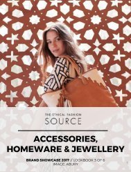 Brand Showcase 2017: Accessories, Homeware & Jewellery