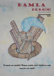 Damla Dergisi | 2. Sayısı
