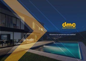 Brochure dmc Constructores